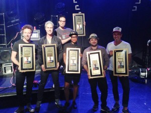 Fitz & The Tantrums (photo courtesy of Warner Music Canada)