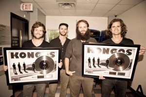 Kongos (photo courtesy of Sony Music Canada)