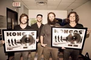 Kongos (photo courtesy of Sony Music Canada)