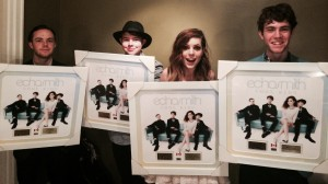 Echosmith (photo courtesy of Warner Music Canada)