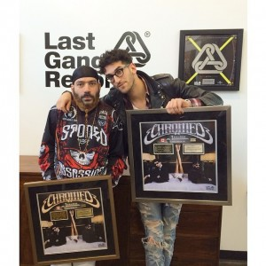 Chromeo (photo courtesy of Last Gang Records)