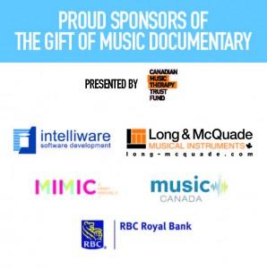 Gift of Music Sponsors