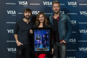 Lady Antebellum (photo courtesy of Universal Music Canada)