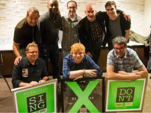 Ed Sheeran (photo courtesy of Warner Music Canada)