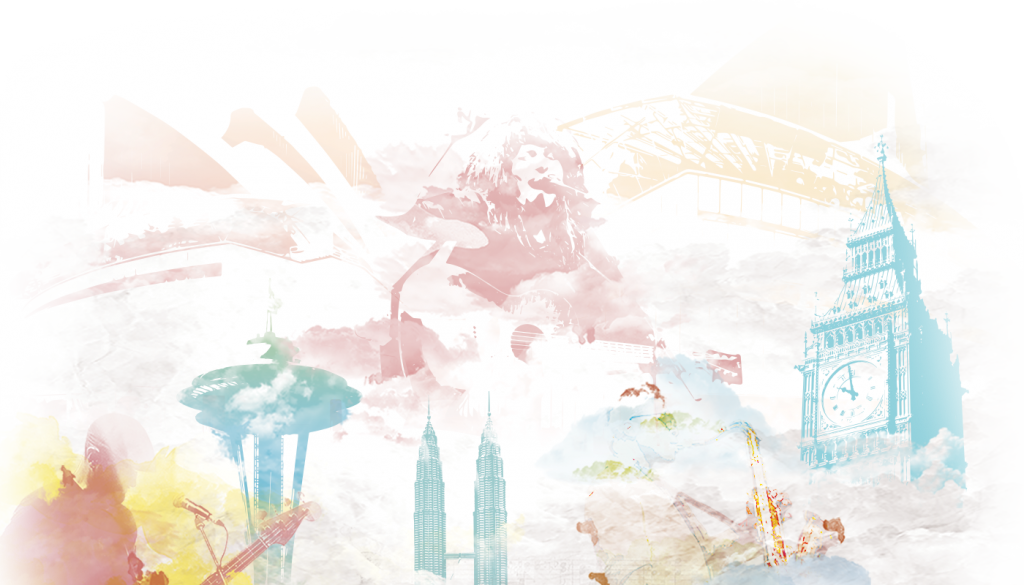 Music Cities banner