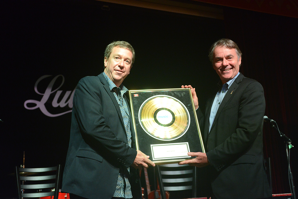 President's Award - Mark Garner