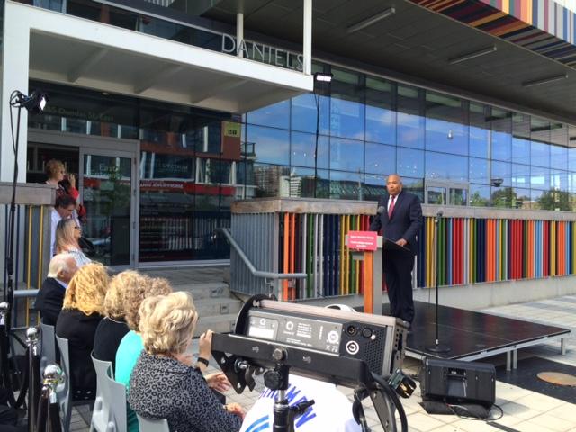 Minister Coteau - Cultural Strategy Announcement