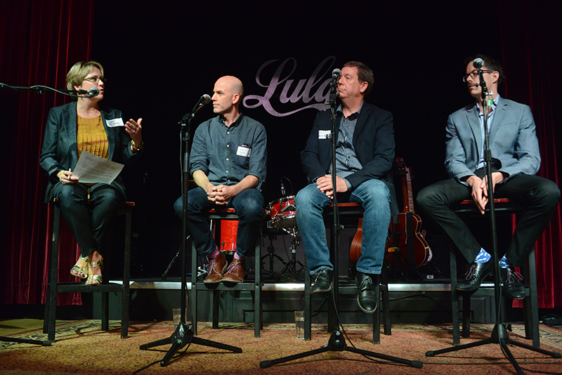 Music Cities panel