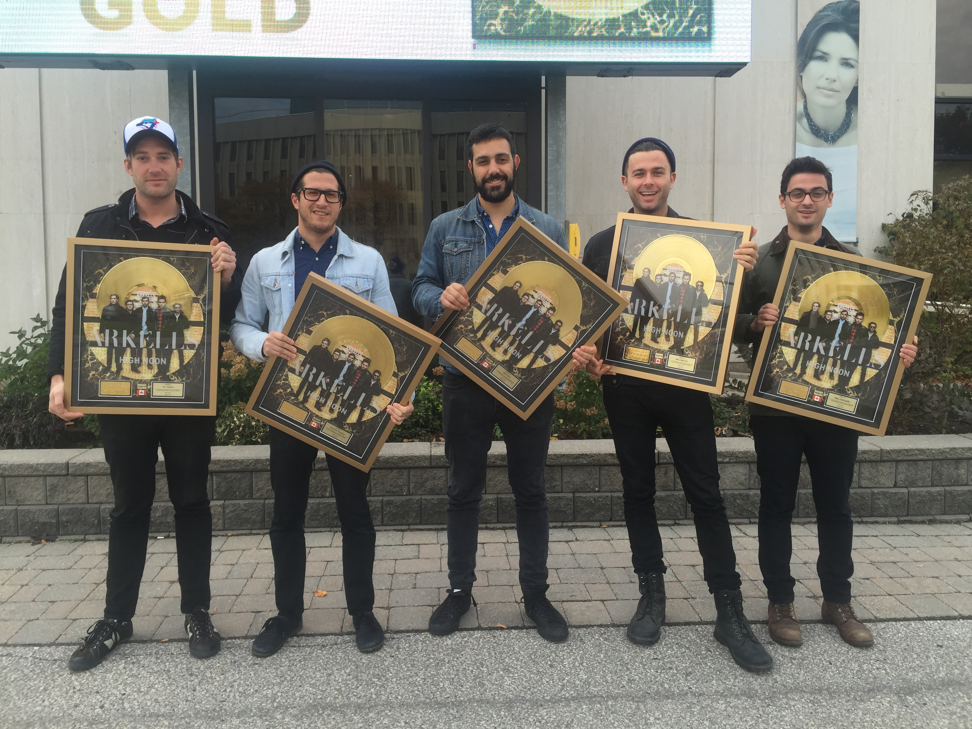 Arkells - High Noon - GOLD