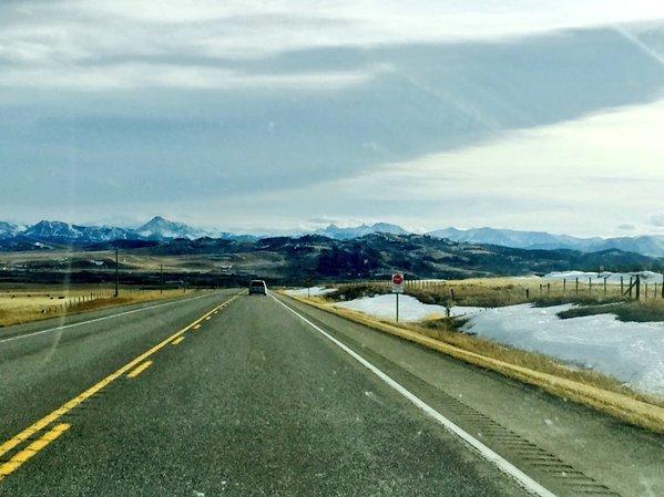 BelleStarr - road