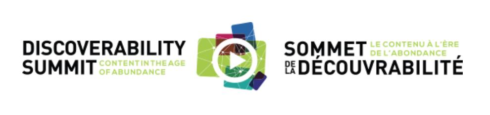 Discoverability Summit logo
